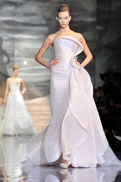 22 best images about armani bridal on pinterest for Giorgio armani wedding dress