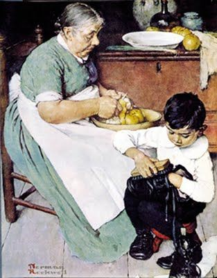 Love Norman Rockwell
