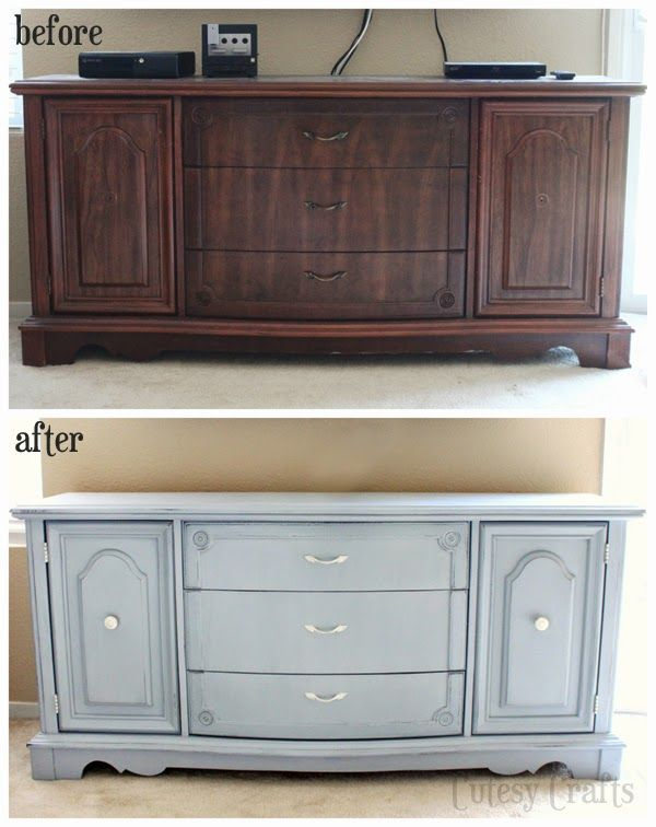 Las 25 mejores ideas sobre restaurar muebles antiguos en - Transformar muebles antiguos ...