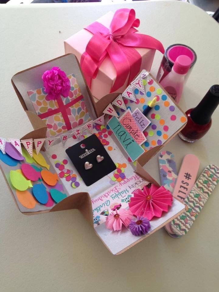 Little Gift Hacer Cajas De Regalo Caja Sorpresa Cumpleaños Regalos De Cumpleaños Para Novio