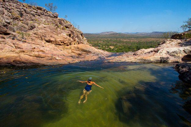 Gunlom Falls, Kakadu National Park | 15 Instagrammers Show Us Their Favourite Aussie Spots