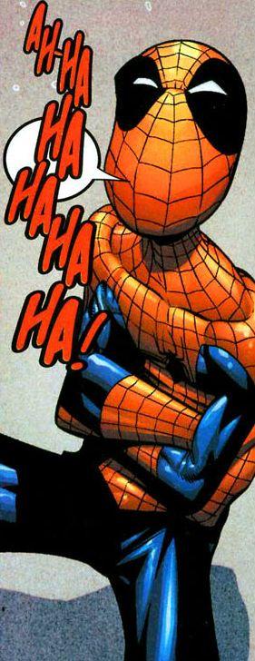 Spider-Man by Humberto Ramos