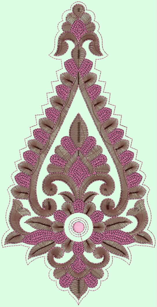 Images about indian sozni embroidery on pinterest