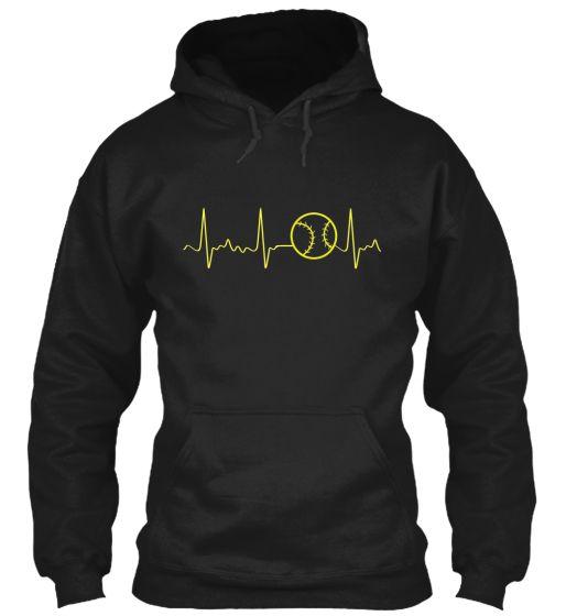 Softball Heartbeat LIMITED EDITION Shirt | Teespring