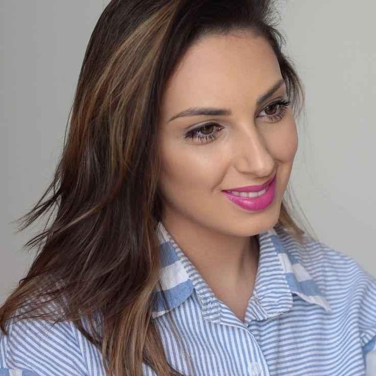 NYX Matte Lipstick Review http://www.nadiazayat.com/blog/2017/10/3/nyx-matte-lipstick-review