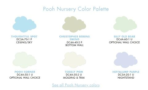 155 Best Images About Pooh Corner Nursery On Pinterest