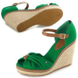 Tommy Hilfiger Sandale - Sandalen Shop - Damenschuhe online bei gebrüder götz