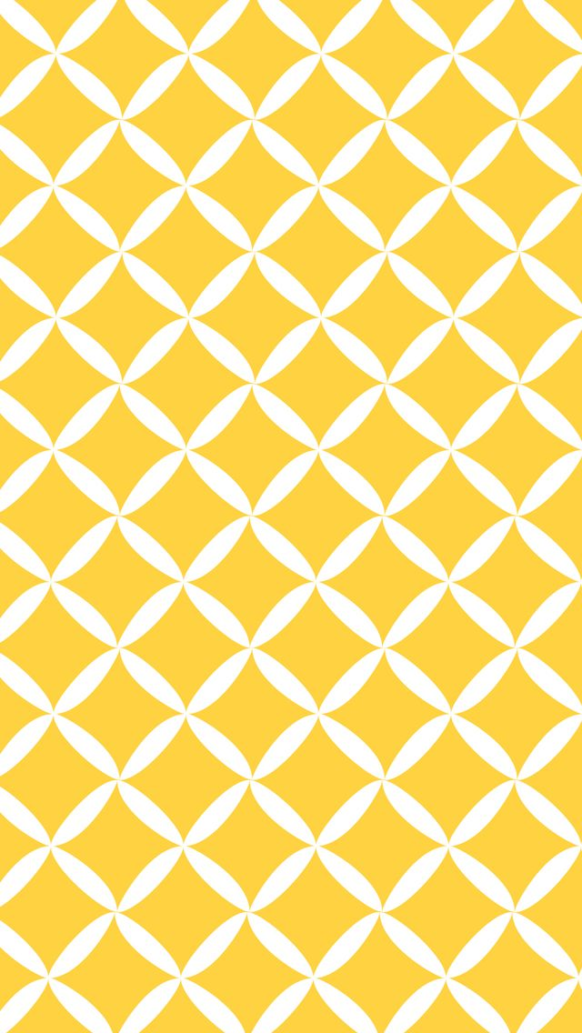 iPhone 5 wallpaper diamond #pattern #yellow
