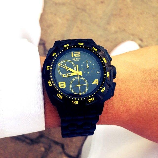 #Swatch: Reloj