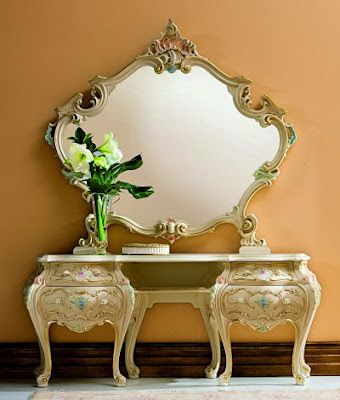 466 best images about Italian  Hand Painted Furniture on