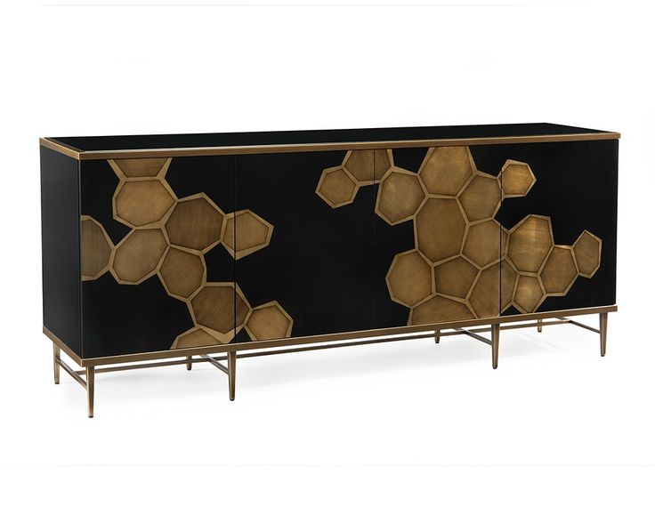 Honeycomb Credenza - Cabinets - Furniture - Our Products