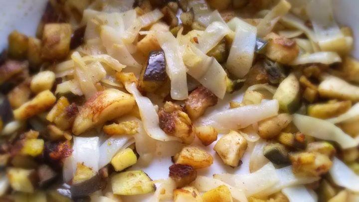 Padlizsános Tilápia NoCarb lasagne tésztával   Klikk a képre a receptért!