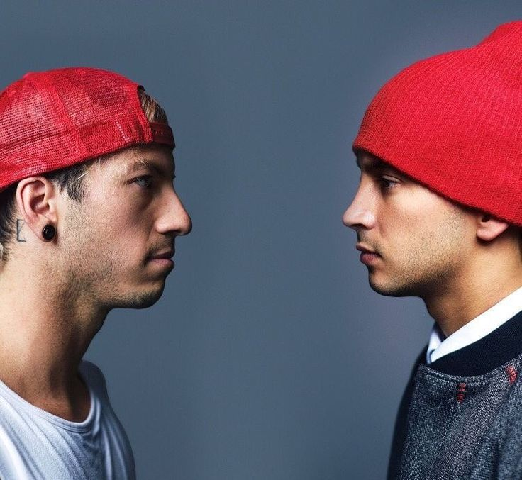 I wonder how long it took them to do this without laughing. And how long it took tyler to finally look away.