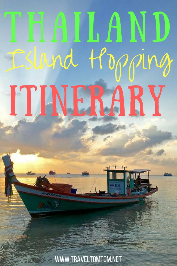 You need help completing your Thailand island hopping itinerary? I have crossed off all the islands and been there multiple times so I am happy to help you get the most out of your trip to Thailand. Island hopping Thailand is an amazing adventure get to see the best spots of the country.