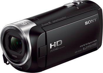 Mi nueva videocámara Sony Handycam CX405 http://www.sony.es/electronics/handycam-camcorders/hdr-cx405