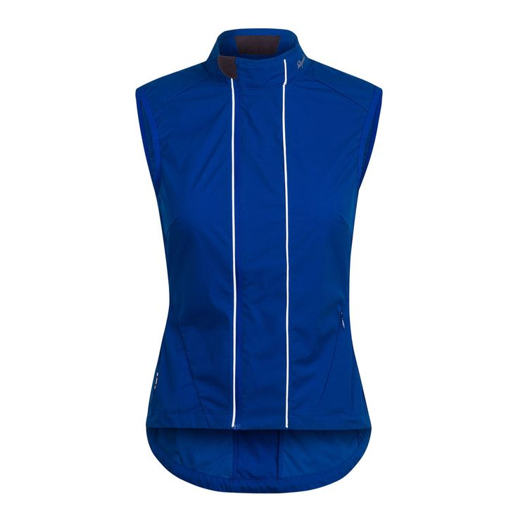Rapha Women's Gilet, Blue, Size  Small