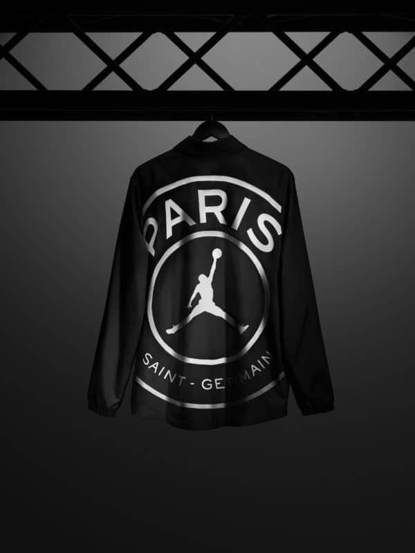 the jordan x paris saint germain