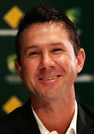 Ricky Ponting's ODI career is over, but he's not done with tests just yet.