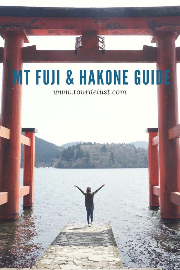 Mt Fuji & Hakone Guide