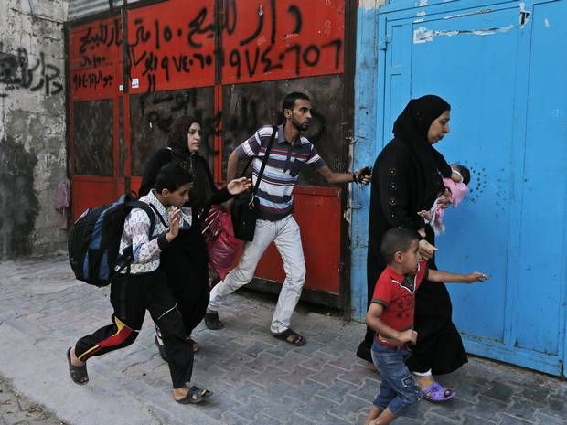 Of course there are going to be casualties when Gazans selfishly insist on living in civilian areas - Comment - Voices - The Independent