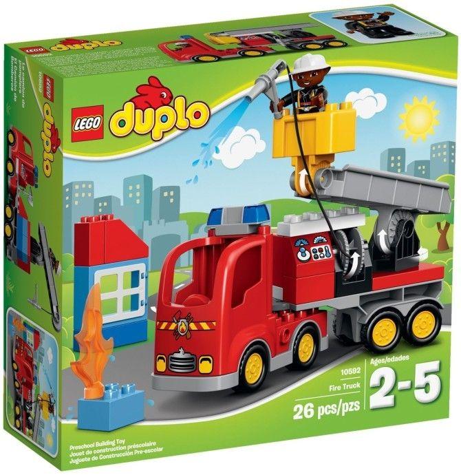 LEGO 10592 DUPLO FIRE TRUCK DUPLO