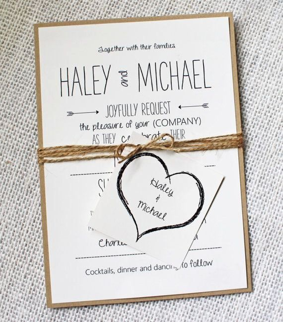 Homemade Wedding Invitation Ideas New Best 25 Handmade Wedding Invitations In 2020 Whimsical Wedding Invitations Wedding Invitations Rustic Modern Wedding Invitations
