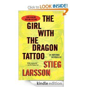 Fiction: Crime Black Lizard, Trilogy Repin By Pinterest, Books Worth, Dragon Tattoos, Millennium Trilogy Repin, Kindle Book, Vintage Crime Black