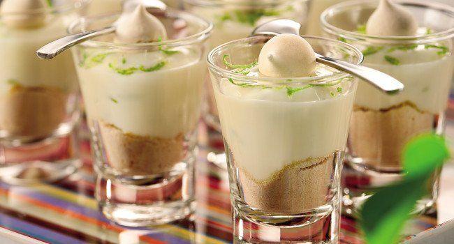 Casal Gastronomico - Torta de Limão no Copinho em 30 minutos!