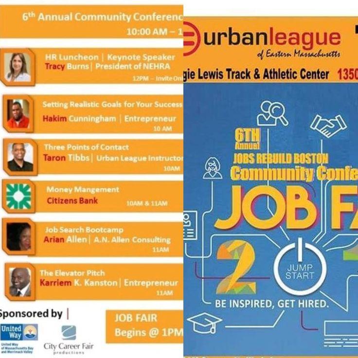Job fair boston theulem job fair athletic center job