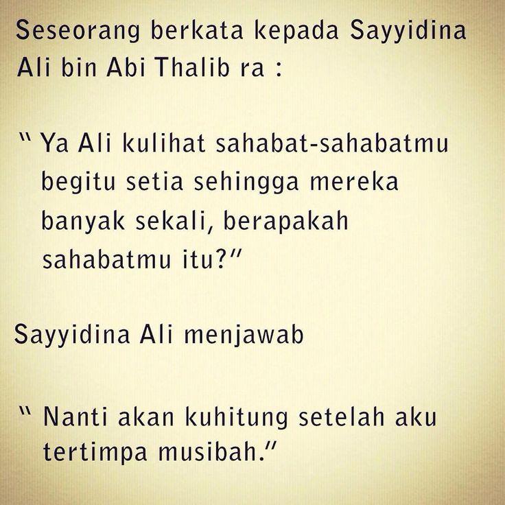Sayidina Ali bin Abi Thalib