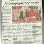 "J.B. d'HERA Article ""La Provence"""