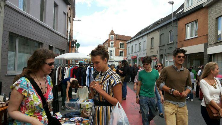 Rommelmarkt on summer time