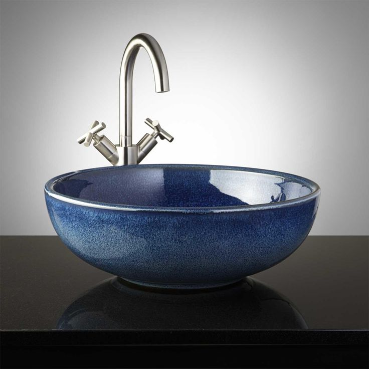 1000 images about pantry on pinterest glasses - Stainless steel vessel sinks bathroom ...