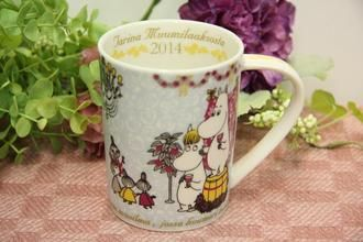 ★Domestic Mumin mug cup 2014 ear mug cup ★ f