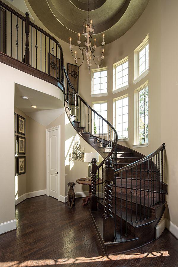 Open Foyer Loft : Best entry stairs ideas on pinterest stairways