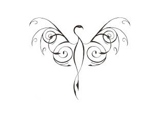 The rising of the phoenix symbolizes that a person has gone through difficult times, but has resurrected and survived. It means that he or she has arisen from flames as a winner, beating all life challenges and defeating hard times.