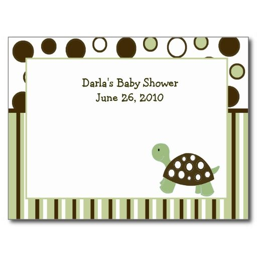 17 Best images about Baby Shower Postcards on Pinterest | Word of ...