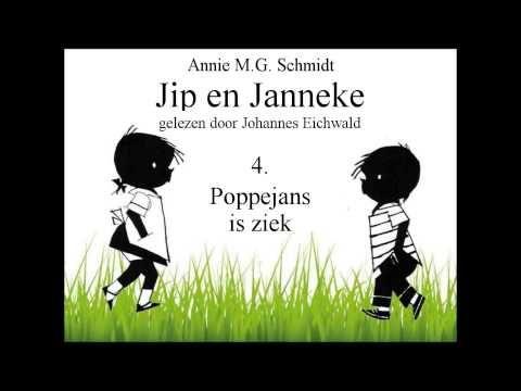 Jip en Janneke 4 - Poppejans is ziek - YouTube