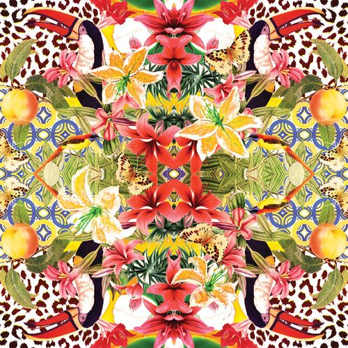 mctextilesgraficos:  Tropical Mirror | 2012