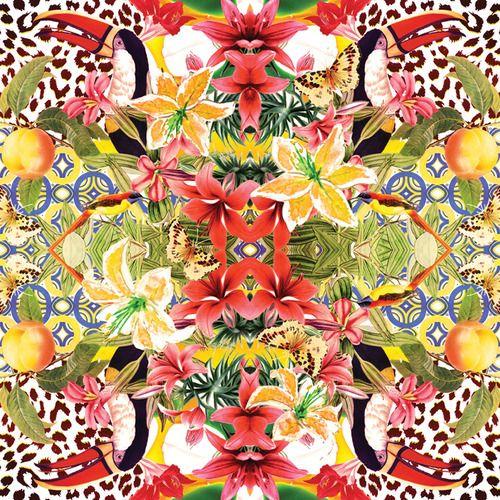 mctextilesgraficos:  Tropical Mirror   2012