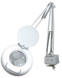 Jastek Fluorescent Magnifying Lamp 1130mm White