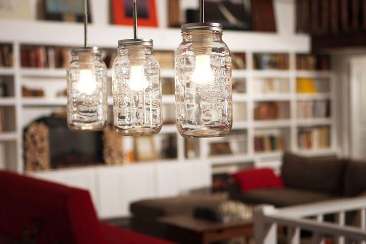 DIY Masson Lamp Tigidou Style