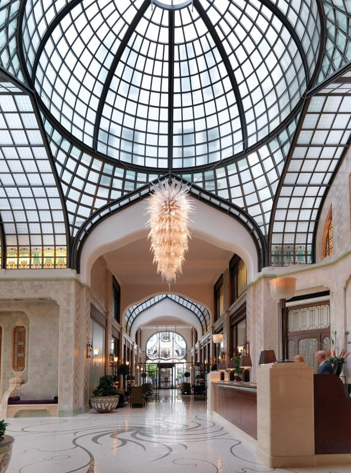 Legyünk büszkék! A #TripAdvisor kihirdette a 2015 legjobb szállodáit a budapesti #FourSeasons #GreshamPalace a 4. helyen végzett a világ legjobb hotelei között.
