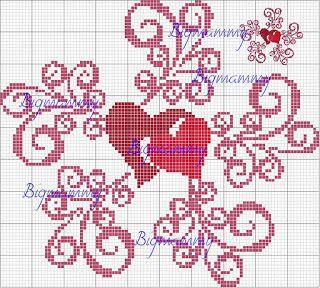 Points de croix *@* cross stitch amorevitacrocette