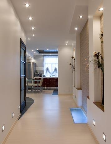 Modern Recessed Lights Ceiling Guide Lights Wall Floor