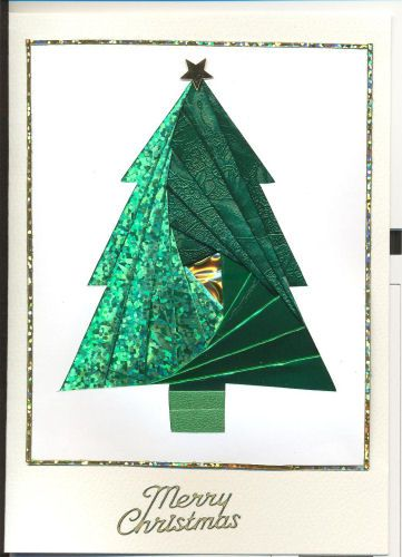 Iris Folding Card Making Idea Paper CraftsIris