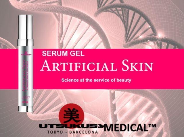 utsukusy artificial skin