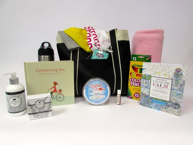 Women S Chemotherapy Gift Tote Cancer Gift Ideas