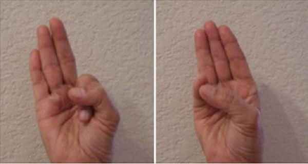 Chiar face minuni: ține-ți mâna în această pozitie și nu îți va veni să crezi ce urmează mai departe! - Secretele.com