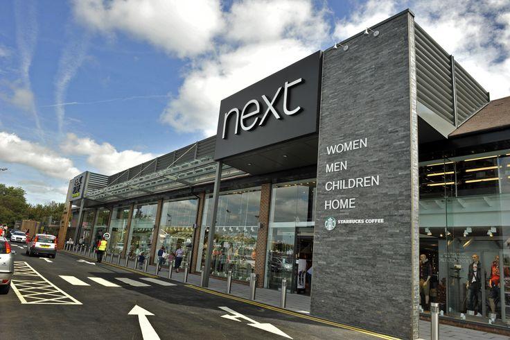 Store exteriors shop fronts retail design next for Exterior design of a retail store